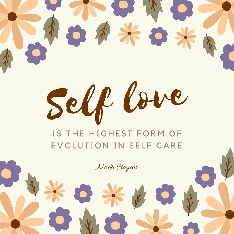 Focus on Self-Love