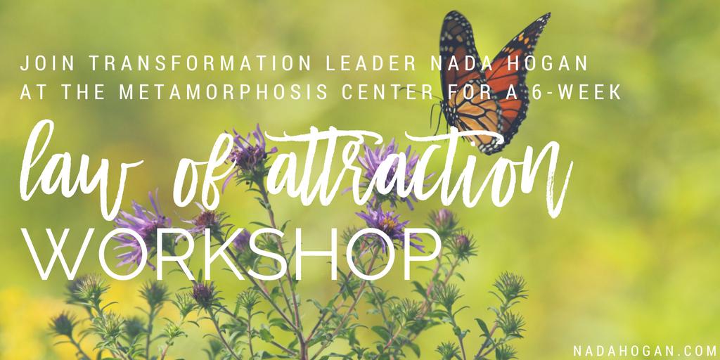 Nada Hogan Law of Attraction Workshop