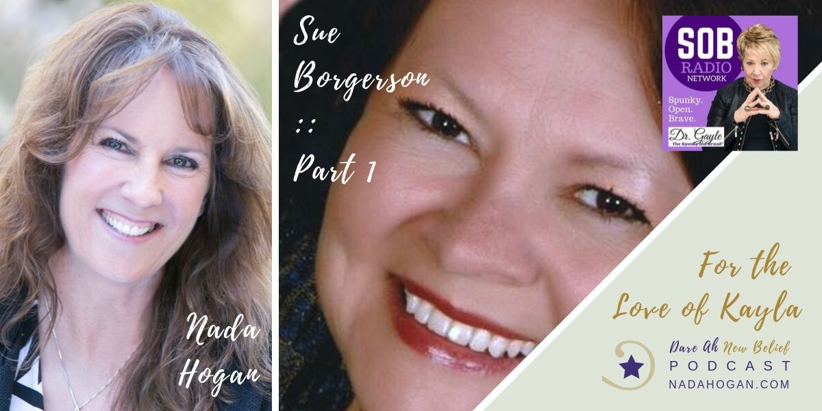 For Love of Kayla with Sue Borgerson